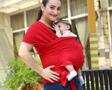 porte-bébé kangourou